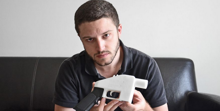 3D Printed guns have the garnered a lot of press and attention